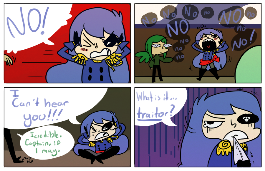 1: traitor