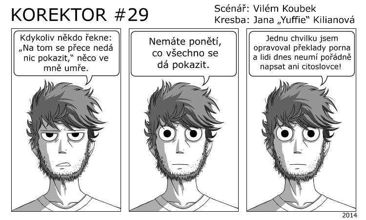 Korektor #29