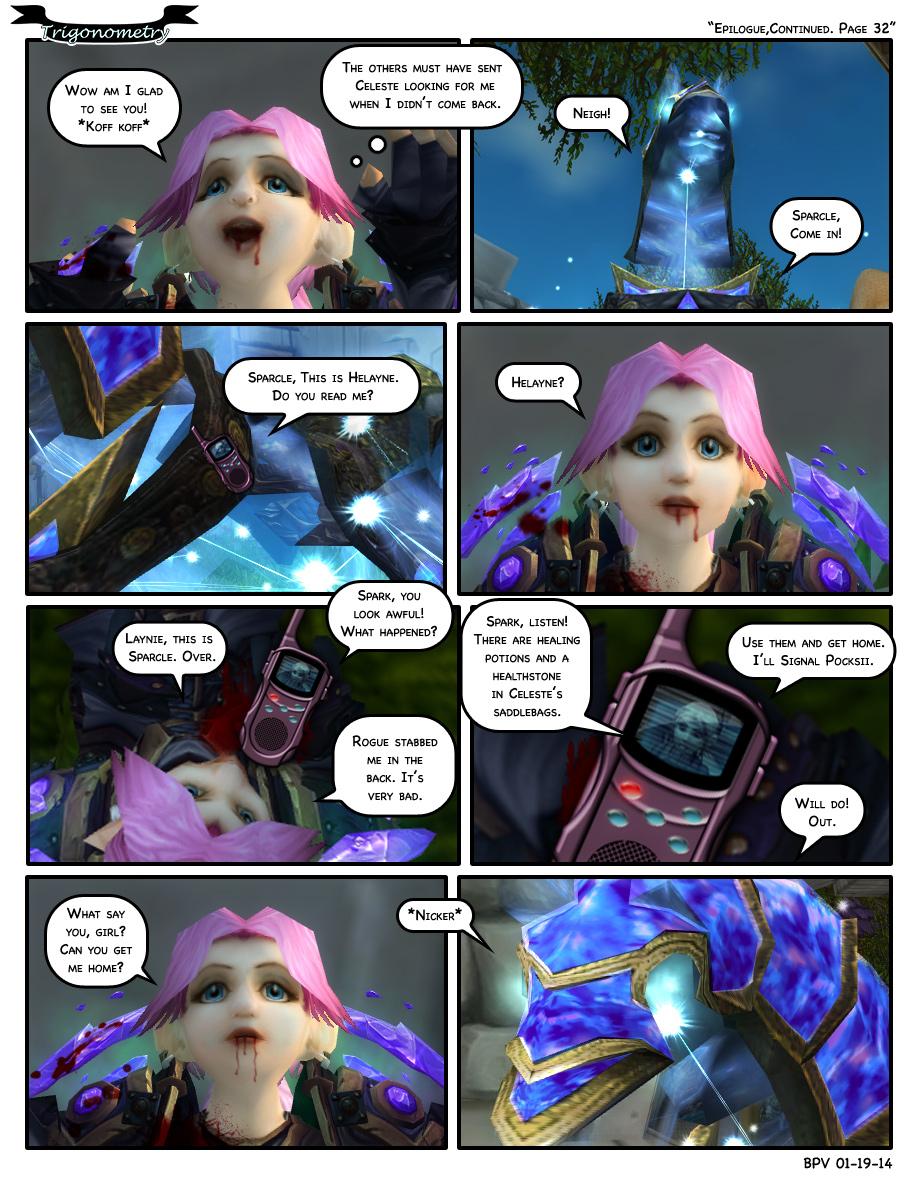 Epilogue, Continued. Page 32