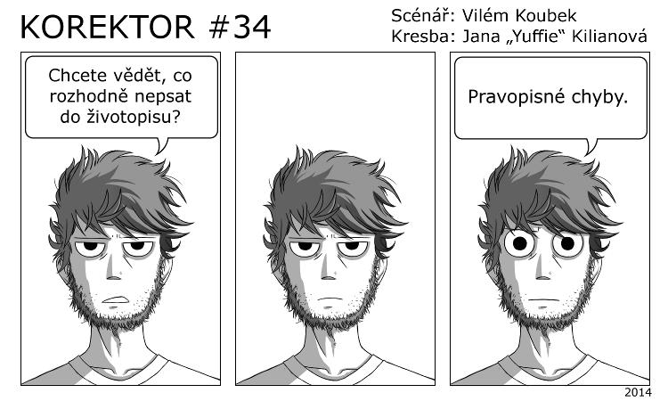Korektor #34