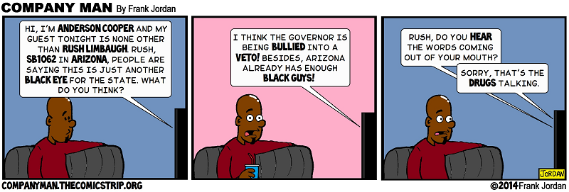 SB1062, not even once! 2/26/14