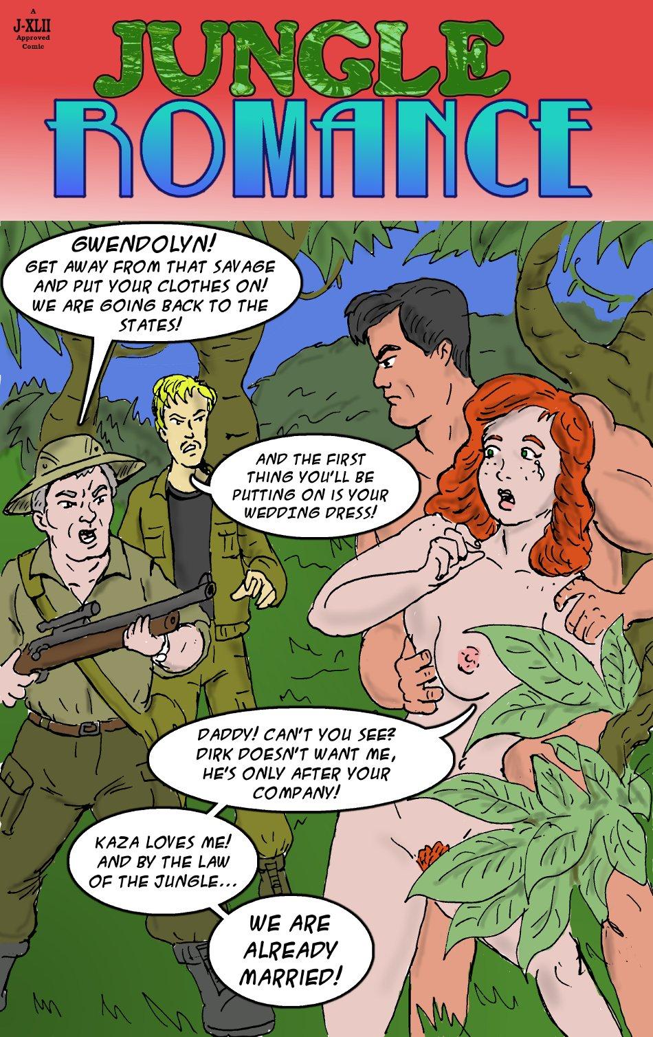 Jungle Romance