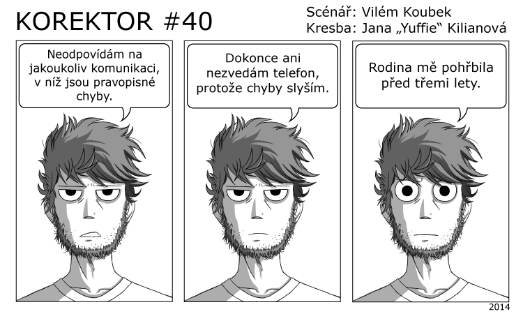 Korektor #40