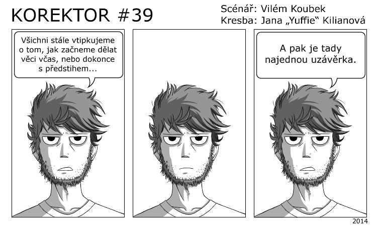 Korektor #39