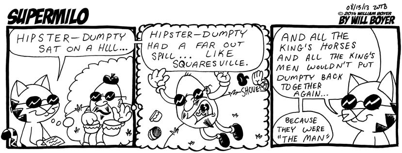 Hipster Dumpty