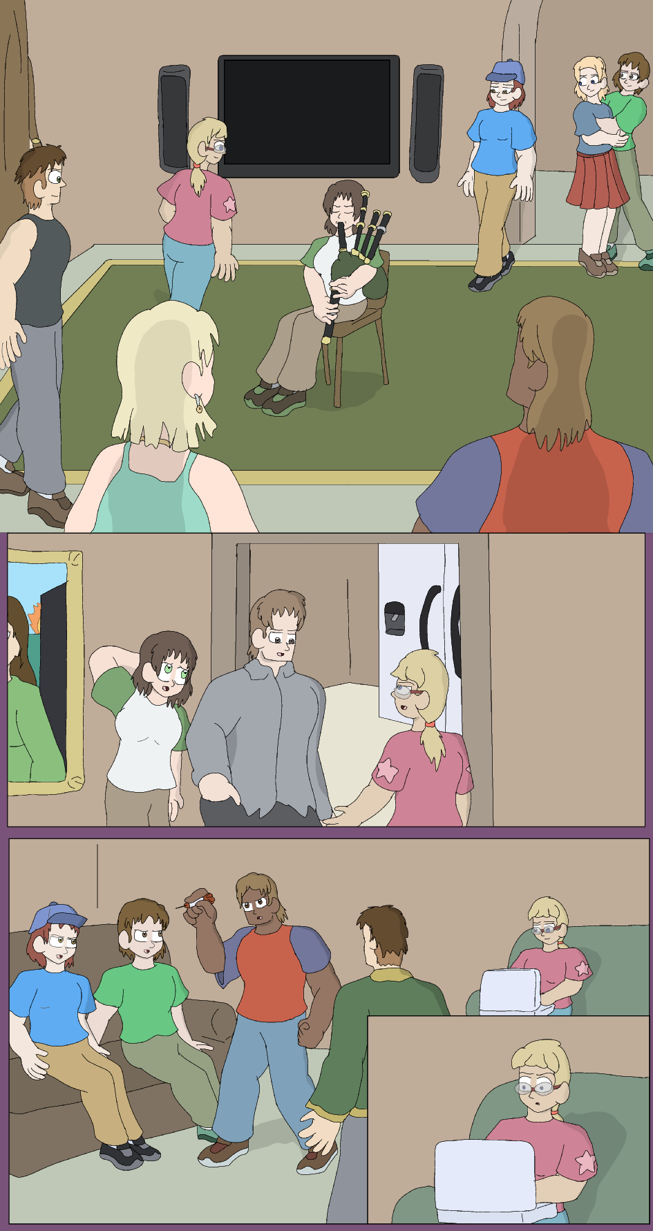 Quiet, Page 27