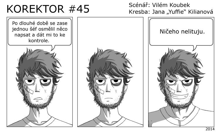 Korektor #45
