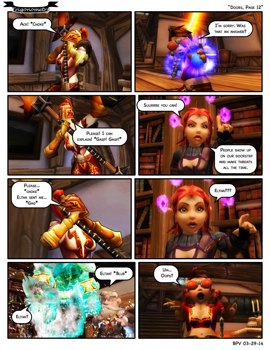 Doors, Page 12