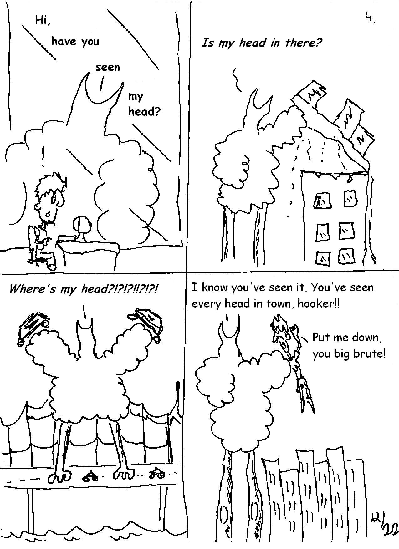 Attack of the chicken pg.4