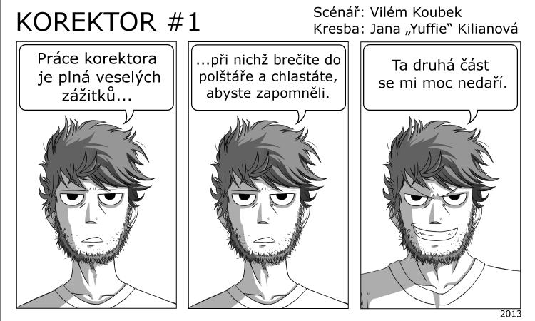 Korektor #1