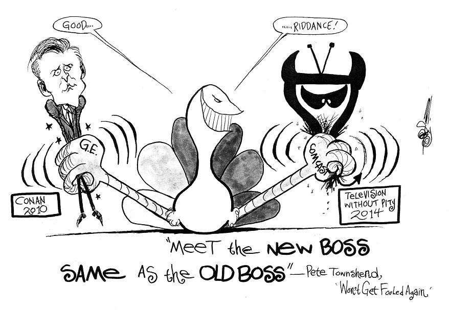 New Boss Comics