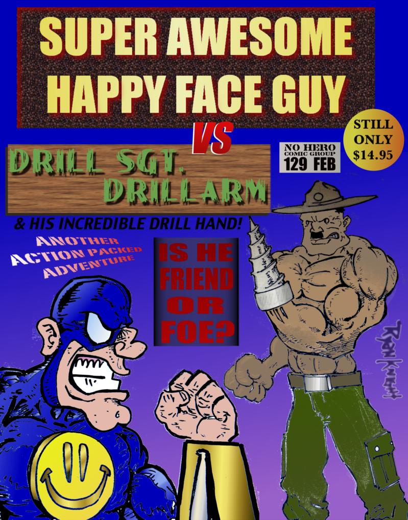 VS Drill Sgt DRILLARM