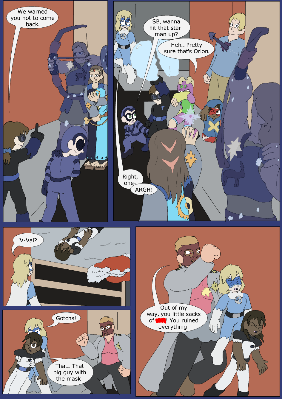 Icy Blue, Page 22