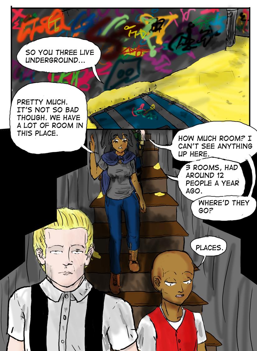 Kyoni:Wanderer Page 15