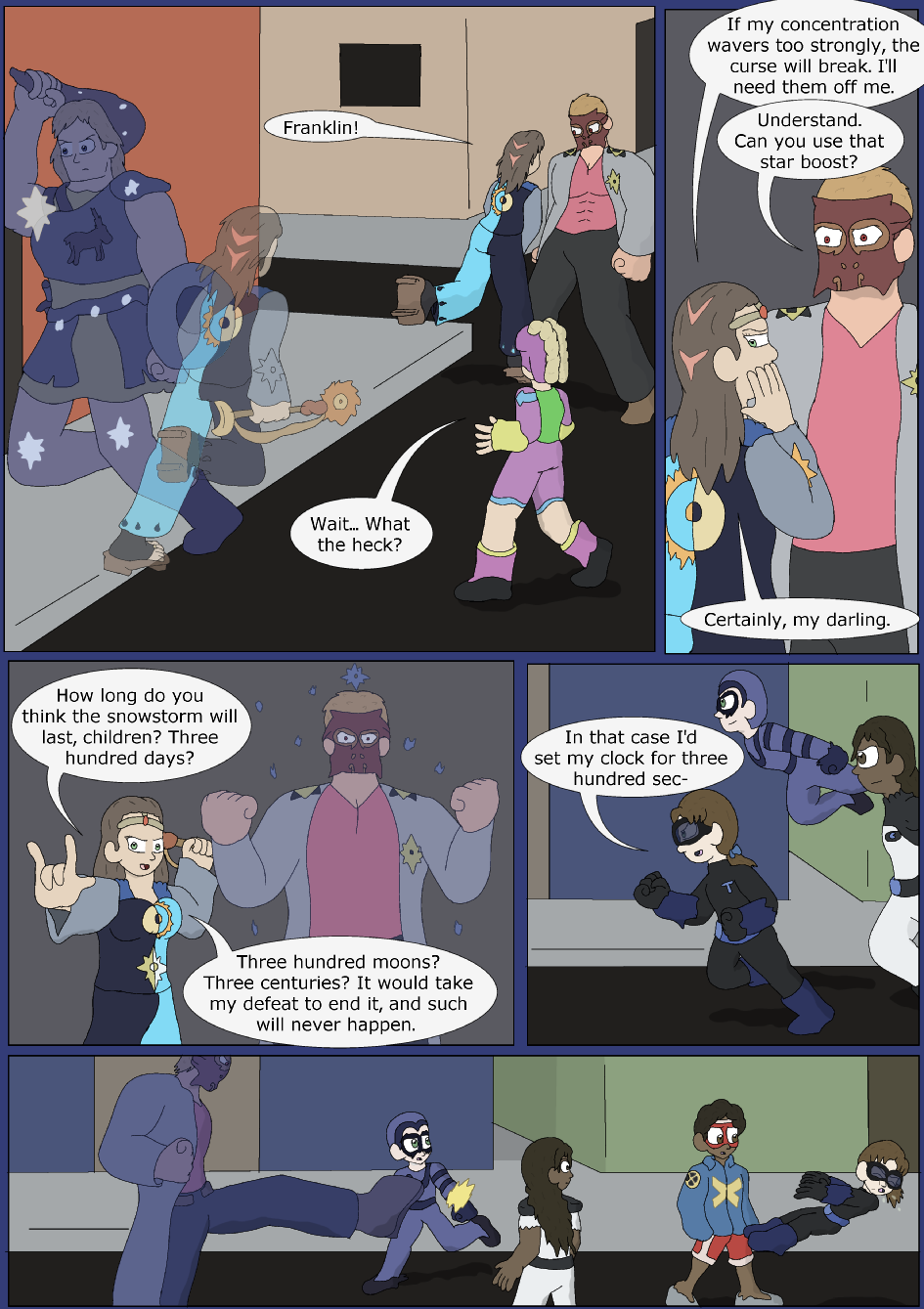 Icy Blue, Page 23