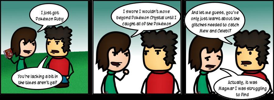 WTF Happened to Pokémon: Part 1