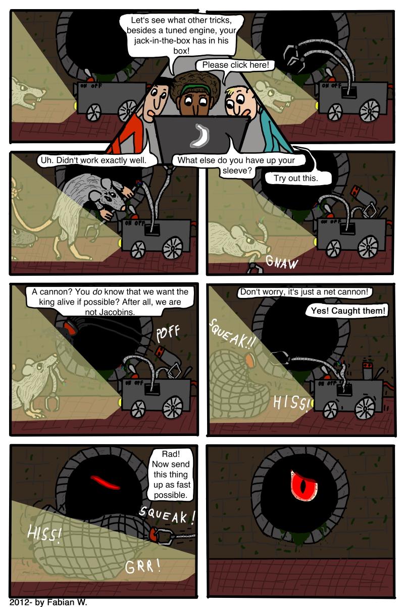 Underground Battle