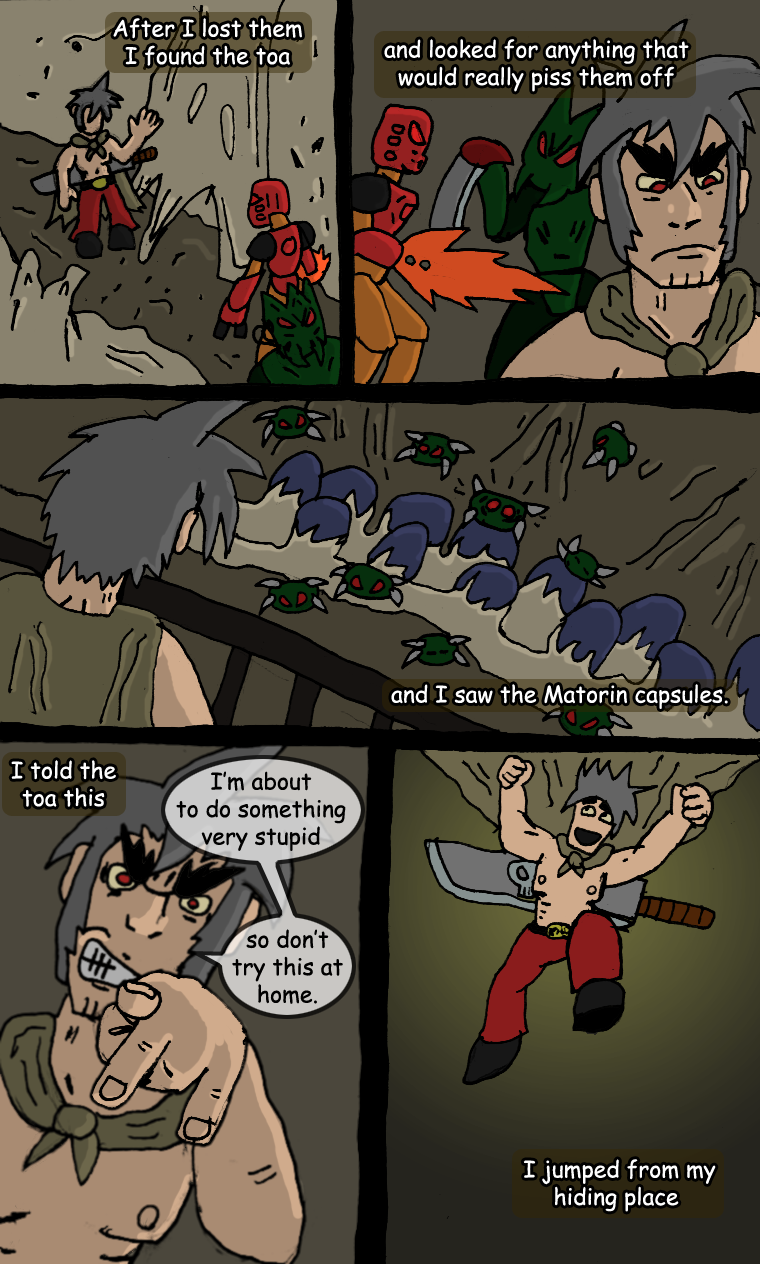 The Final Battle Against the Horde : 02