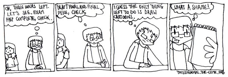 The Art Exam Part 6