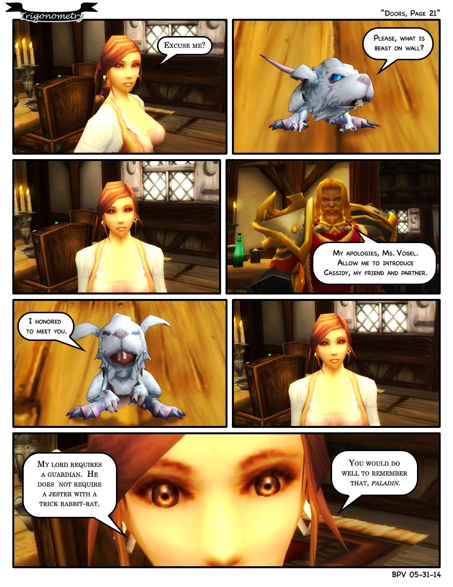 Doors, Page 21