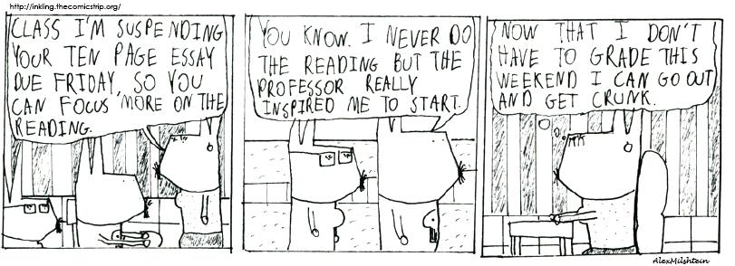 Teachers prerogative