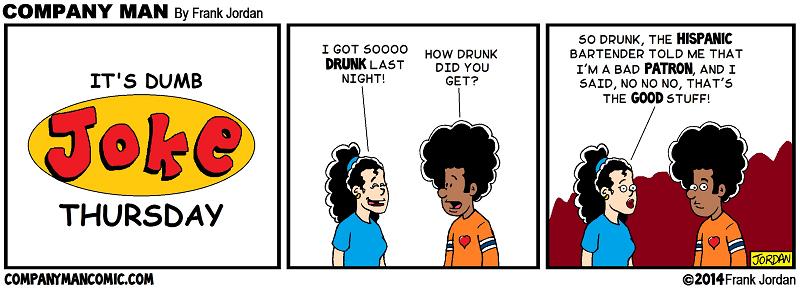 It's #DumbJokeThursday 6/5/14