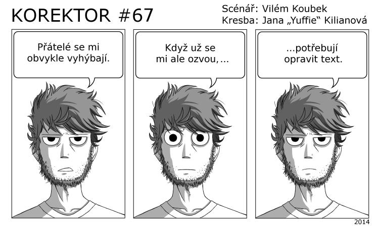 Korektor #67