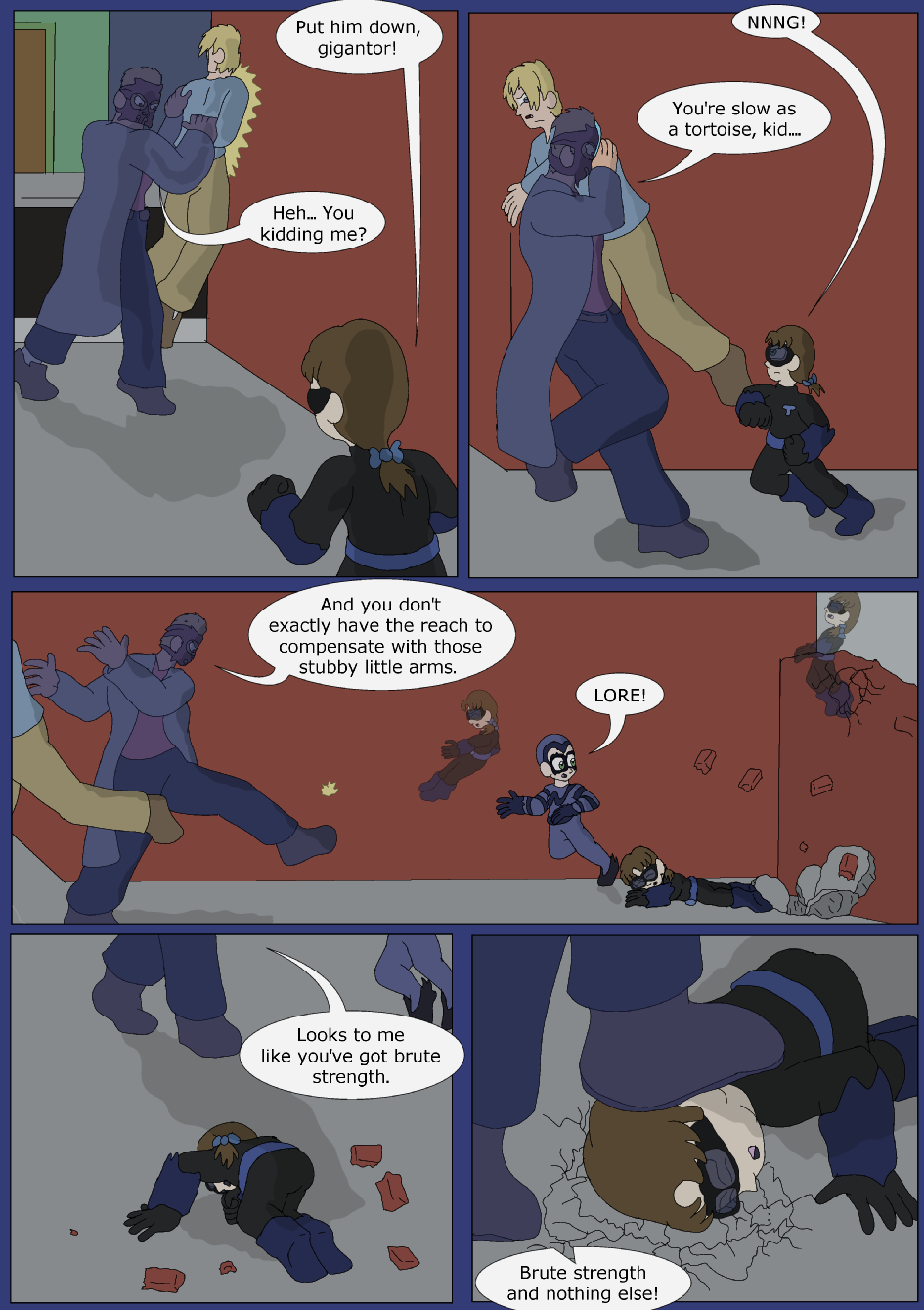 Icy Blue, Page 26