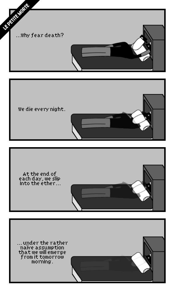Sleep Is Death