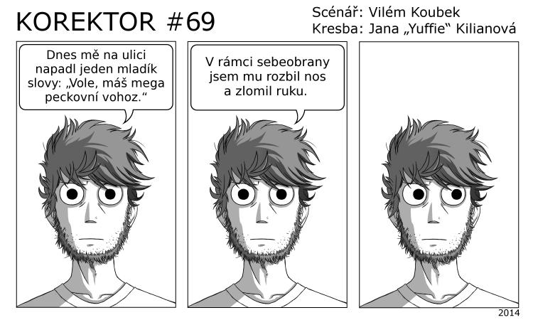 Korektor #69