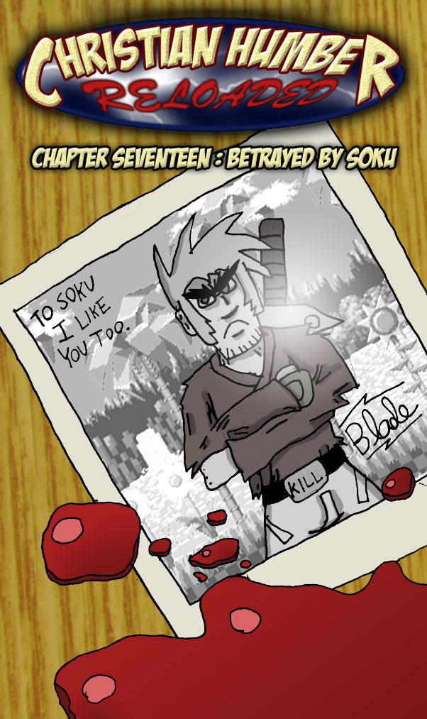 CHAPTER SEVENTEEN : BETRAYED BY SOKU