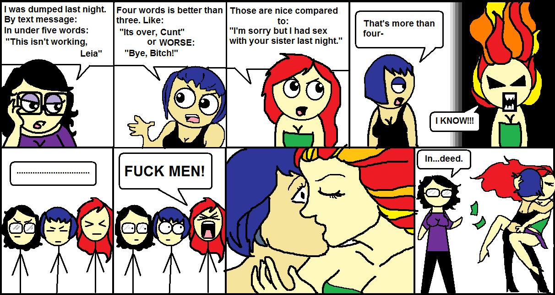 Fuck Men!