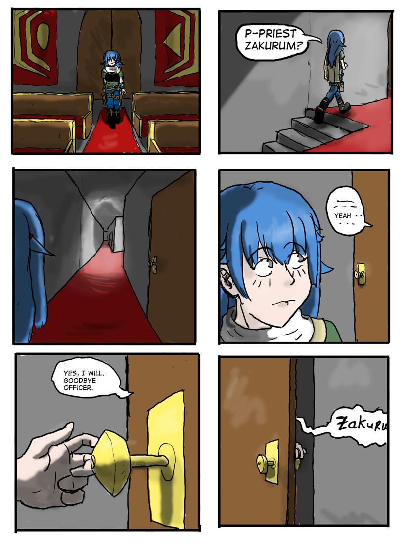 Kyoni:Wanderer Page 24