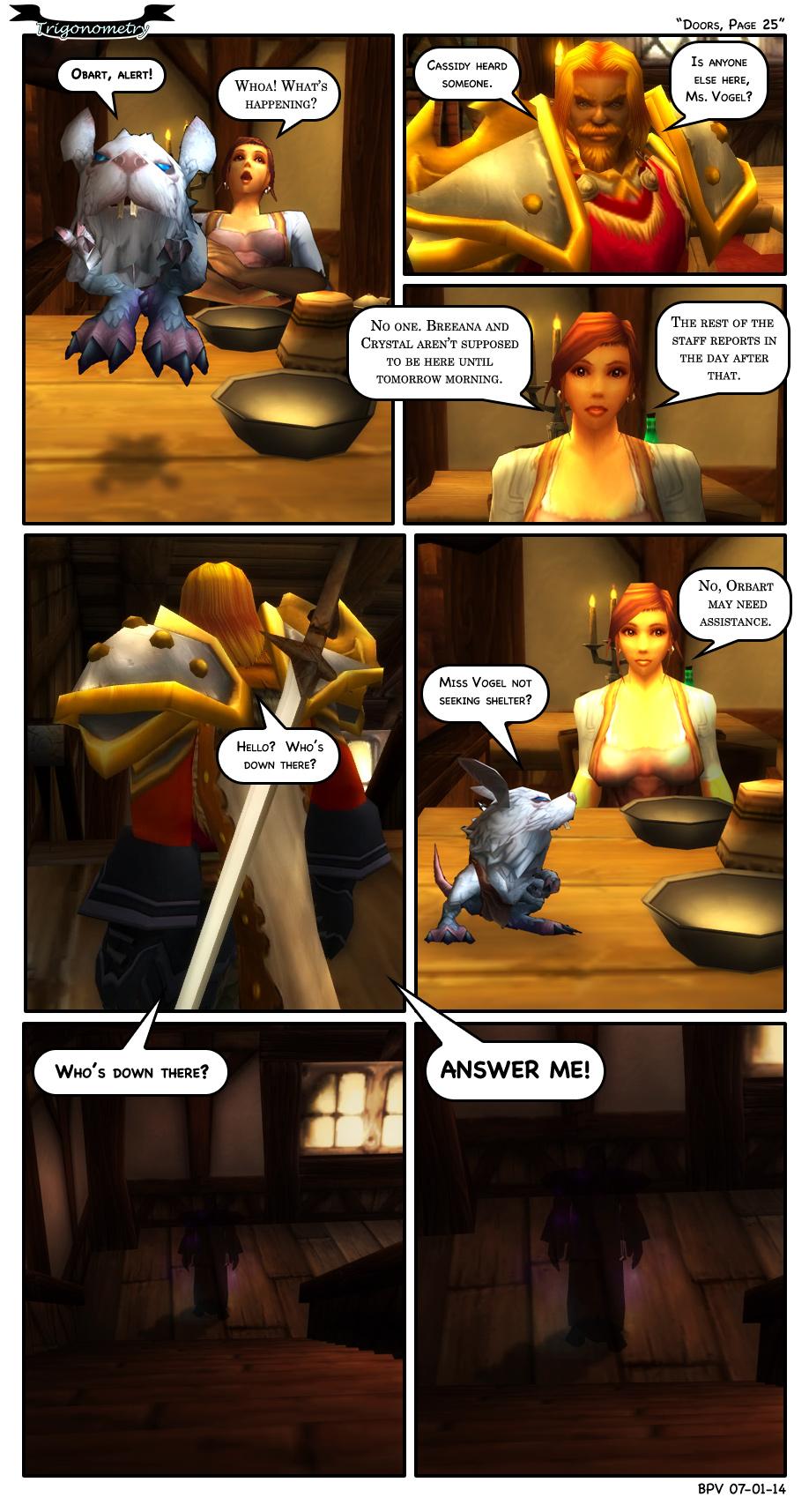 Doors, Page 25