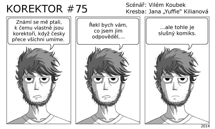 Korektor #75