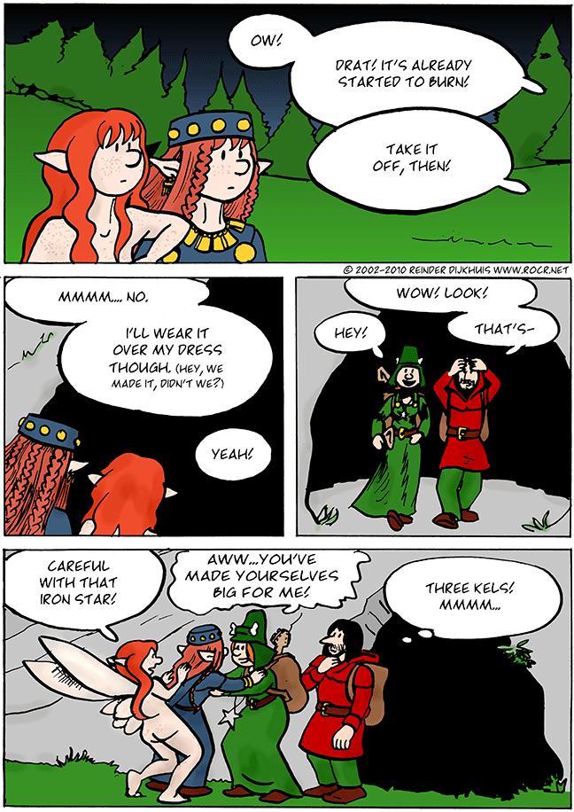 Talking grotto voce