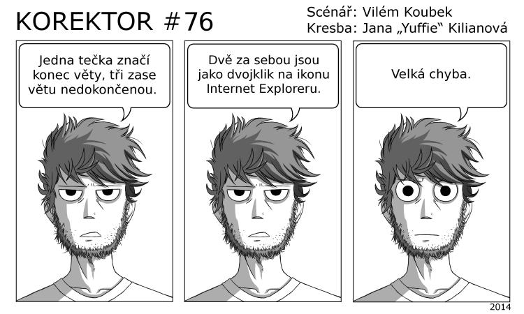 Korektor #76