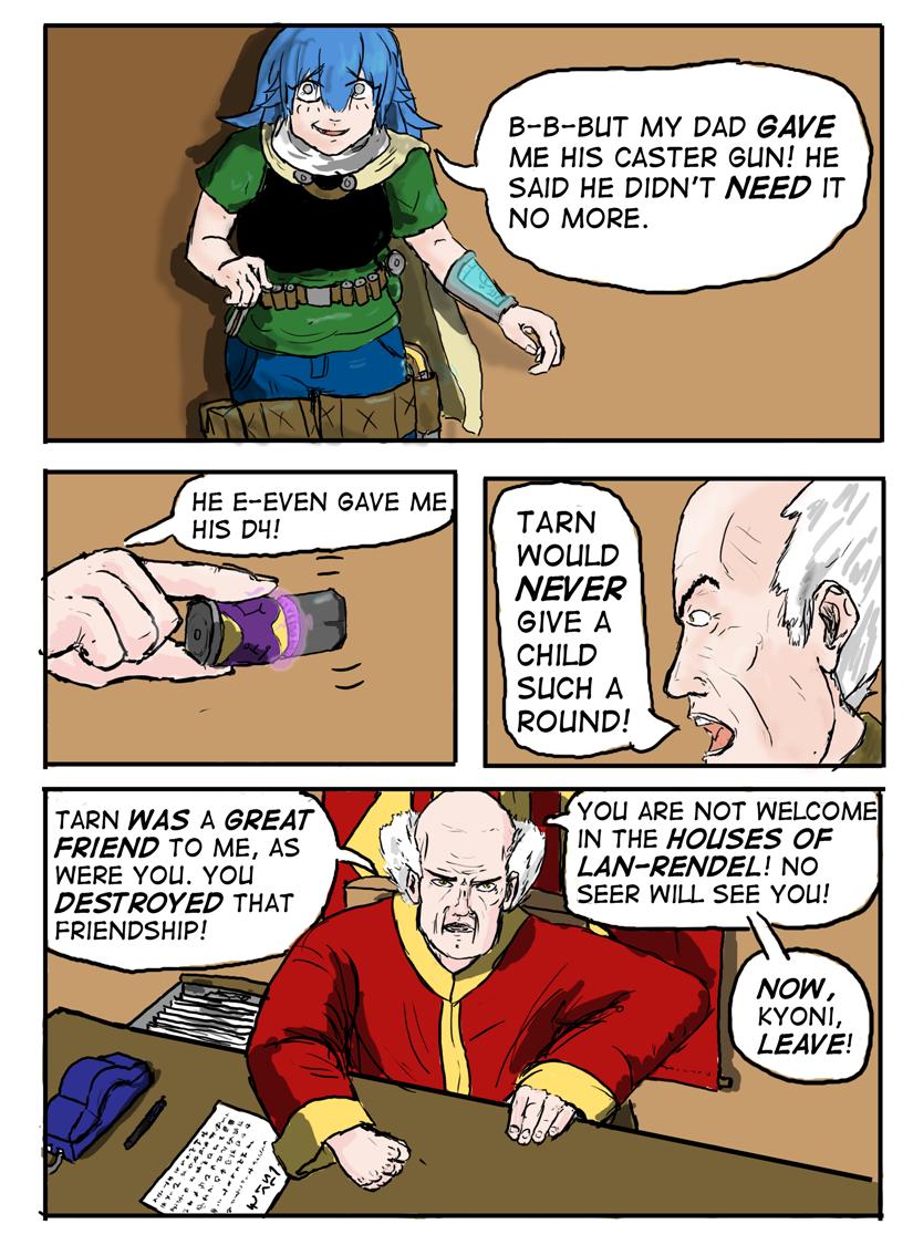 Kyoni:Wanderer Page 26