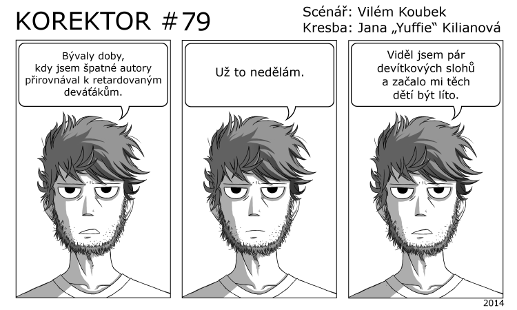 Korektor #79