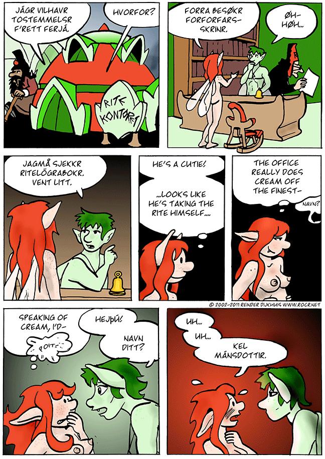 Getting Dispensation