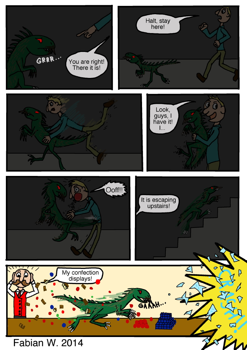 Chupacabra Was Kung Fu Fighting
