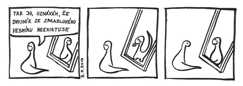 Zrcadlový vesmír 03