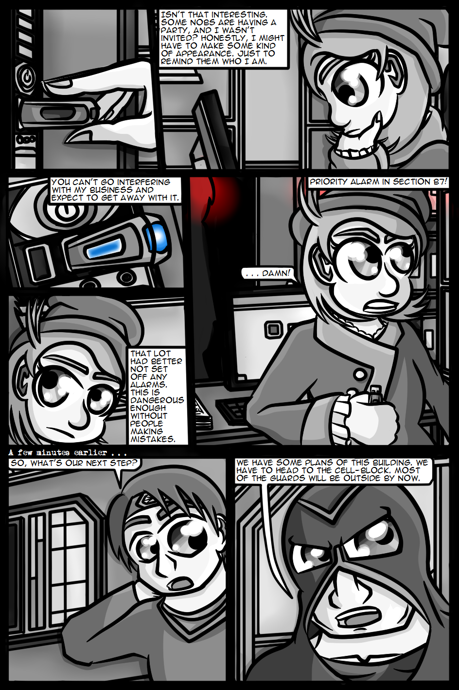 Clarissa - Part 25
