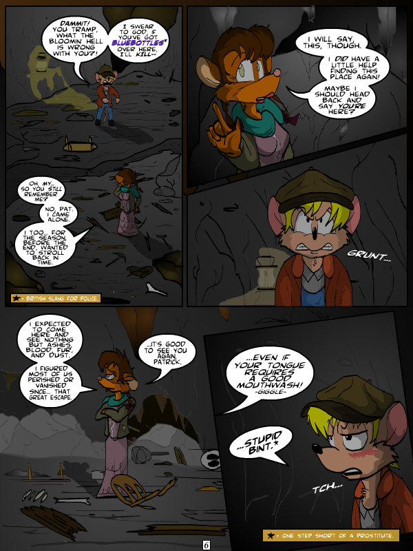 Keeping Up Appearances, page 6