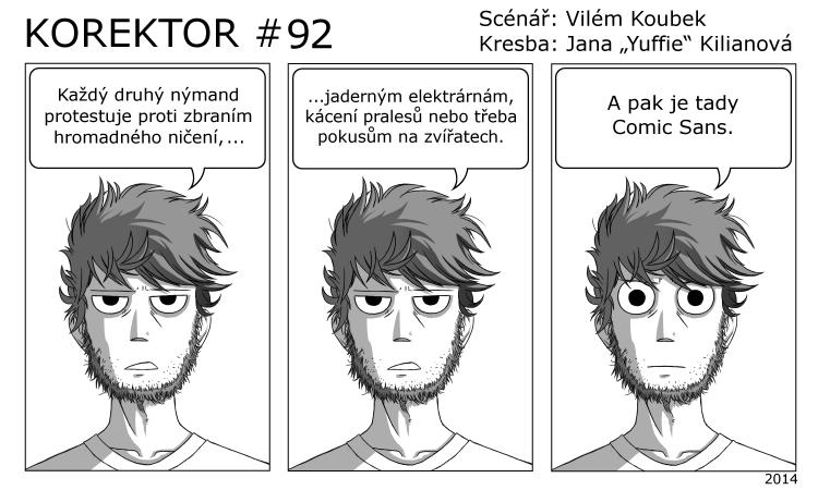 Korektor #92