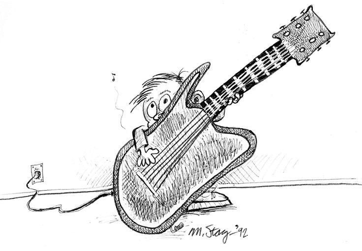 Labor Day Weekend Extra: A li'l Rock 'n' Roll (1992)