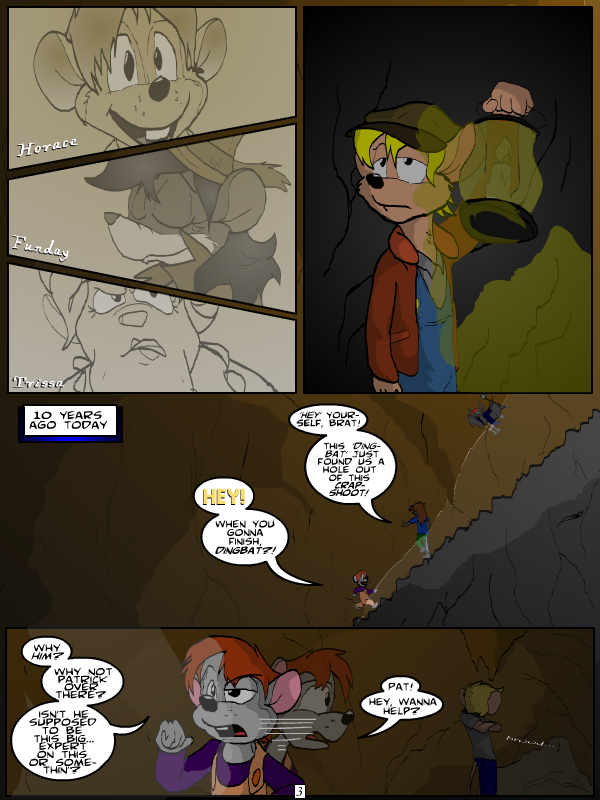 Keeping Up Appearances, page 3