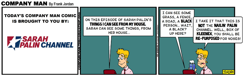 Brought to you by: #SarahPalinChannel 8/6/14