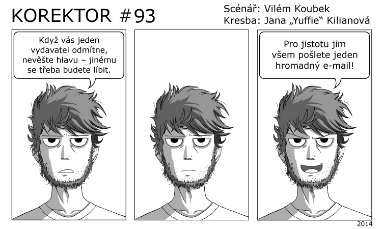 Korektor #93