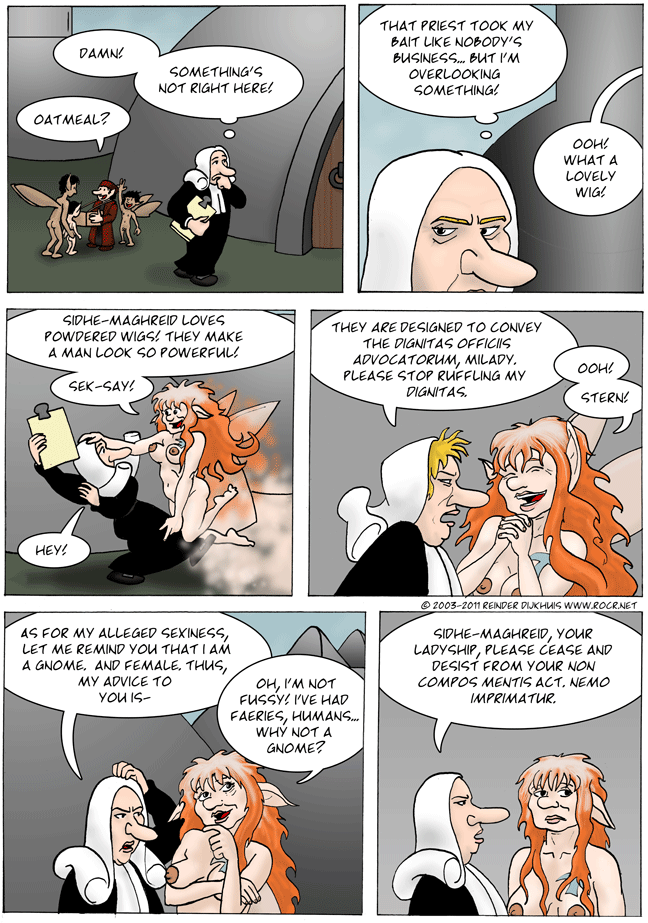 Powdered wigs are smexy